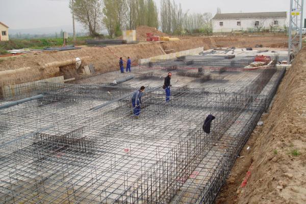 unidad de control tecnico cimentacion